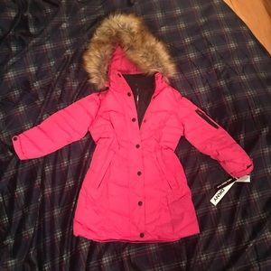 Dkny Jackets & Coats - 🆕❄️DKNY Hot Pink Winter Coat ❄️